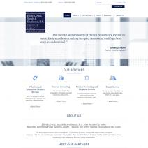 CPAs Website Design 2