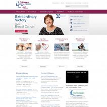 Hospital Website Design 4