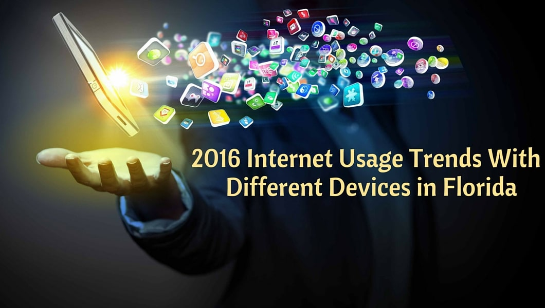 2016 Internet Usage Trends