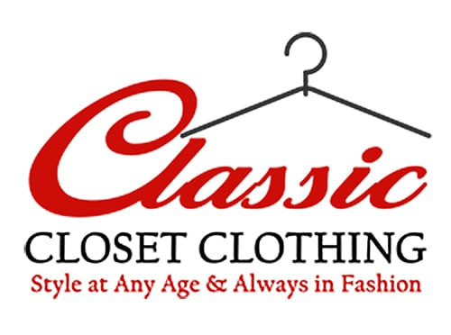 Classic Closet Clothing Logo Design