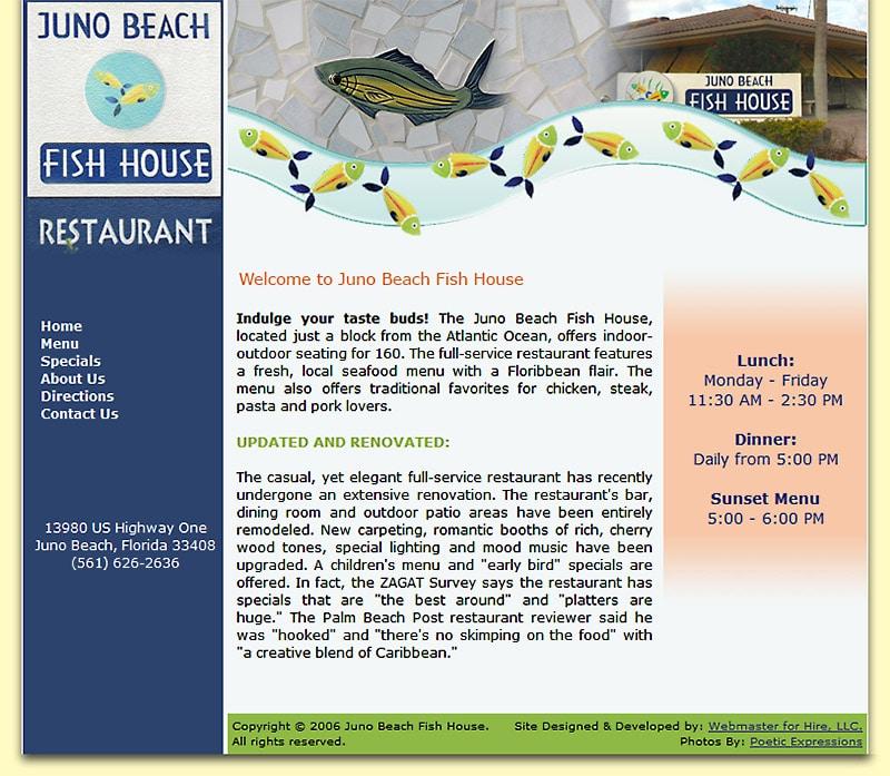 JunoBeachFishHouse